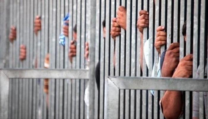 عصيان معتقلي سجن حماة بسوريا احتجاجاً على عزم نظام الأسد إعدام 5