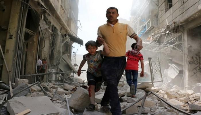مجزرة في جيرود بريف دمشق والفصائل تواصل تقدمها باللاذقية