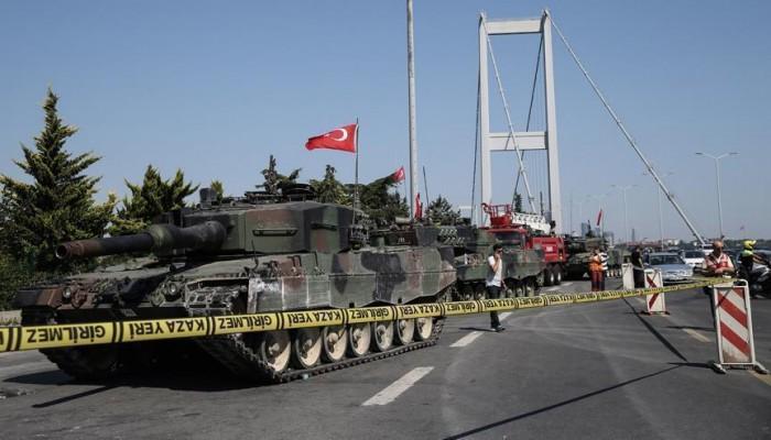 مايقرب من 26 ألف هو حصيلة الموقوفين على خلفية انقلاب تركيا الفاشل