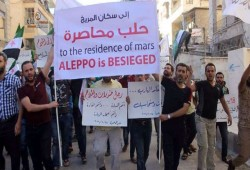 روسيا تجوّع ربع مليون محاصر في حلب