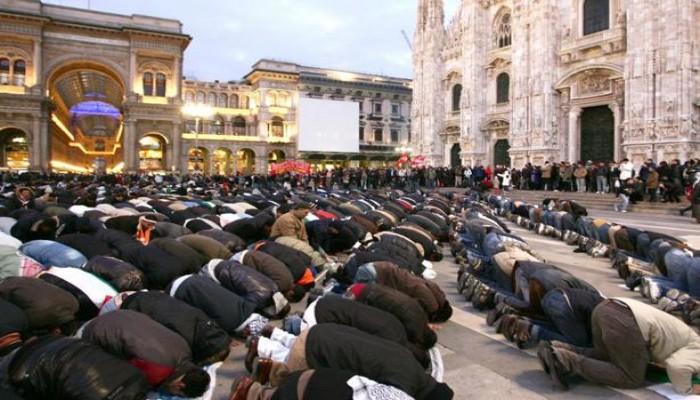 الإسلام.. ثاني أكثر الديانات إنتشارا في إيطاليا