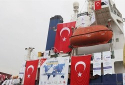 فضيحة: قوات تدعمها الإمارات تسرق معونات إغاثية تركية لعدن
