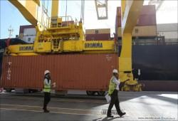 ميناء حمد يستحوذ على 27 % من تجارة المنطقة ويخدم دولاً مجاورة