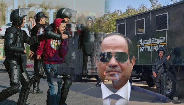 ميدل إيست مونيتور: قائد الانقلاب يمنح صلاحيات مطلقة لجهاز أمن الدولة