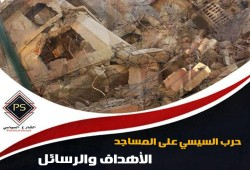 حرب السيسي على المساجد.. الأهداف والرسائل