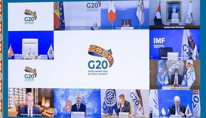 السعودية تنقل رئاسة قمة مجموعة العشرين إلى إيطاليا