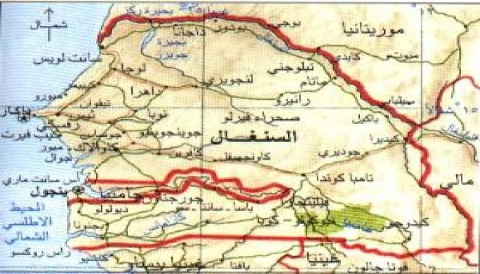 تاريخ الإخوان في السنغال
