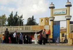ظروف غير آدمية في إيراد سجن برج العرب