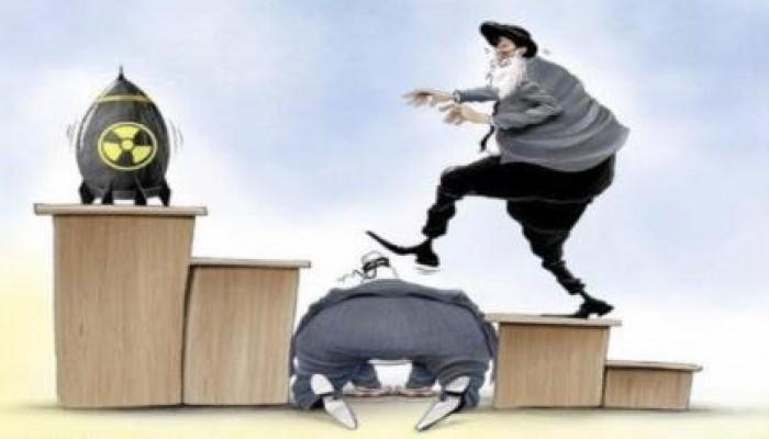 كاريكاتير: برنامج إيران النووي