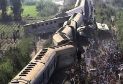 مجلة أمريكية: في عهد السيسي حوادث القطارات تكرر بشكل يومي