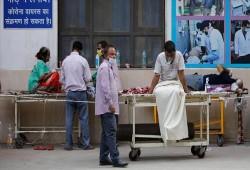 لليوم الـ4.. الهند تواصل تحطيم الأرقام القياسية بإصابات كورونا