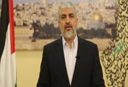 """""""مشعل"""": نحن أمام صراع وجود في مدينة القدس"""