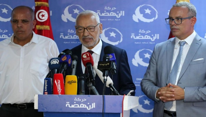 """حركة """"النهضة"""" التونسية تدين الإعدامات السياسية في مصر"""