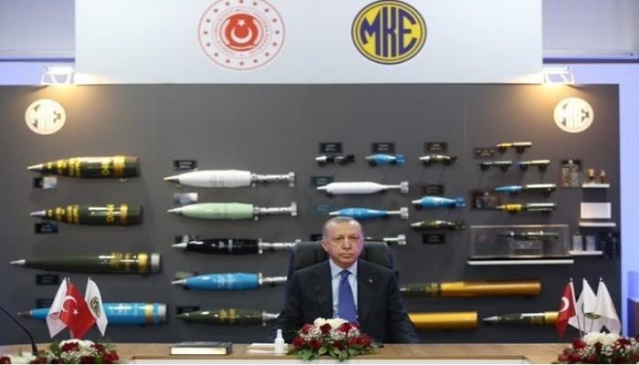 أردوغان: لم نعد نعتمد على أحد لتأمين ذخيرتنا وصواريخنا
