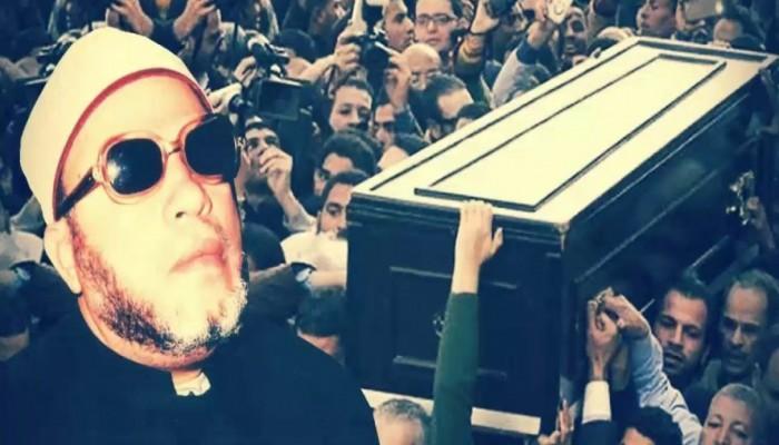 داعية إسلامي: دخلت قبر الشيخ كشك بعد وفاته بـ 13 عاما فوجدت مفاجأة