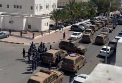 قمع احتجاجات نادرة في عُمان ضد الأوضاع الاقتصادية