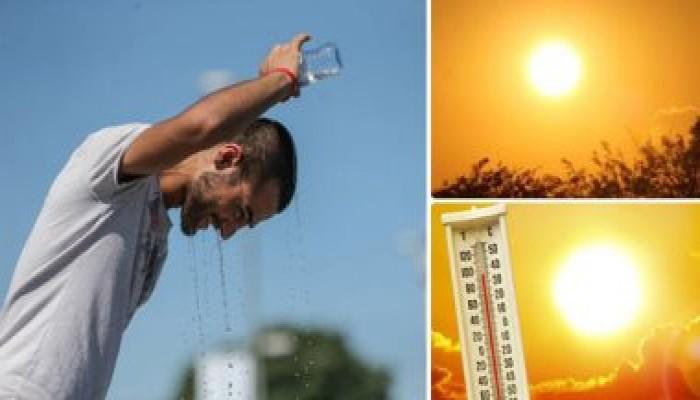 موجة شديدة الحرارة تضرب البلاد خلال ساعات