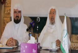 اتحاد علماء المسلمين ينفي دعم القرضاوي وداغي لمنصور عباس