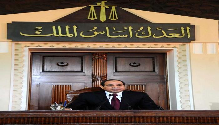 قضاة جهنم يؤيدون حكم الإعدام على 12 بريء بينهم البلتاجي والبر وحجازي وعارف ويس