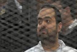 الناشط محمد عادل يبدأ عامه الرابع في الحبس الإحتياطى