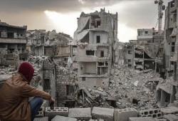 دعوة دولية وعربية لوقف إطلاق النار بسوريا وإدخال مساعدات