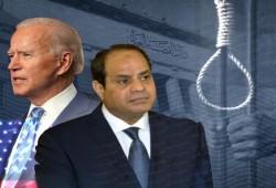 المجلس الأمريكي للمنظمات الإسلامية يطالب بايدن بالتدخل لوقف الإعدامات الجائرة في مصر