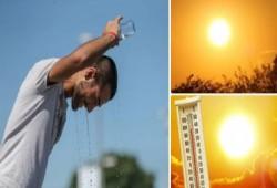 الأرصاد تناشد عدم التعرض لأشعة الشمس
