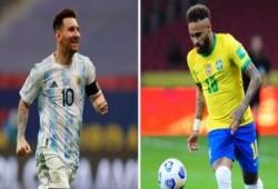 التشكيل الرسمي لنهائي كوبا أمريكا بين الأرجنتين والبرازيل