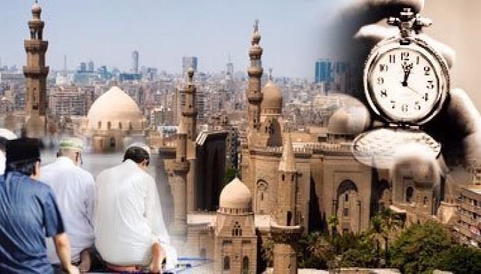مواقيت الصلاة اليوم الأحد بمحافظات مصر