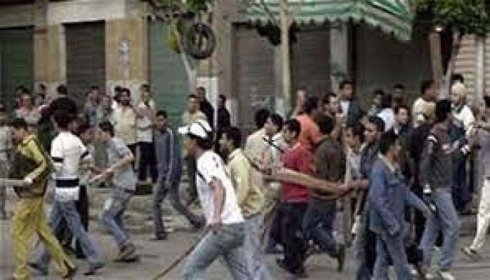 إصابة 3 أشخاص فى مشاجرة بقرية حاجر بنى سليمان ببنى سويف
