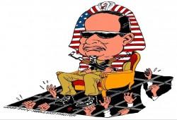 """فنان مصري يهاجم السيسي: """"الظلم أخرته وحشة"""""""