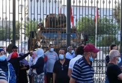 أحزاب وكتل برلمانية تونسية ترفض انقلاب سعيّد وتطالبه بالتراجع