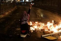 مواجهات عنيفة بجنين و6 إصابات برصاص الاحتلال
