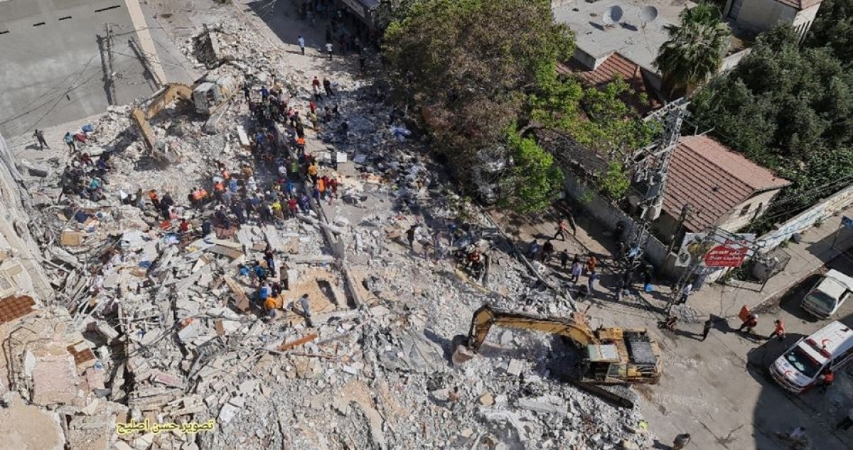 """""""هآرتس"""": جيش الاحتلال أخفى قتل 6 مدنيين بغزة خلال مايو الماضي"""